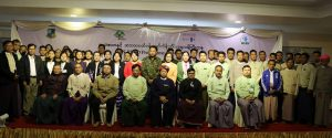 REDD+ Strategy Development Consultation Workshop, held in Taung Gyi. (Photo:UN-REDD Programme Myanmar)